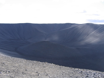 cratere de Hverfjall